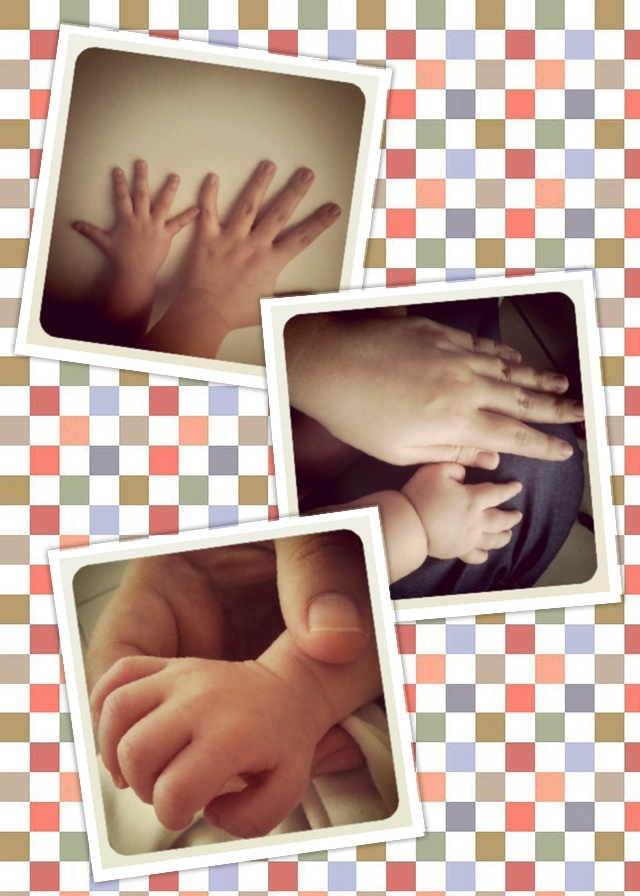 A Mother's Hand, Cymplified!