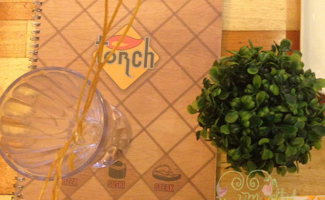 Lunch Out: Torch Restaurant, Cymplified!