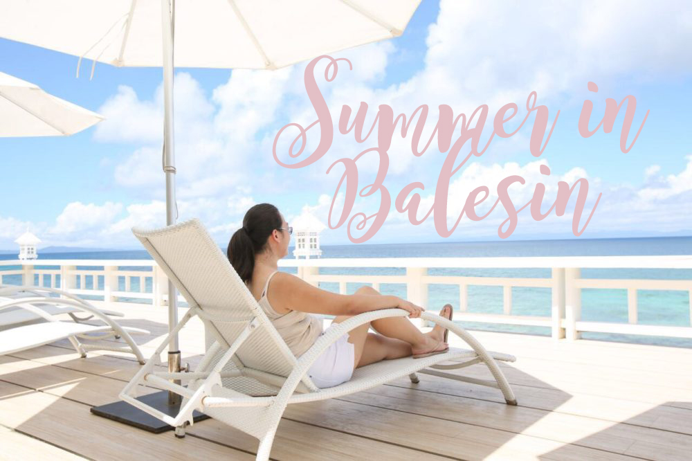Family Getaway: Summer on Balesin Island, Cymplified!