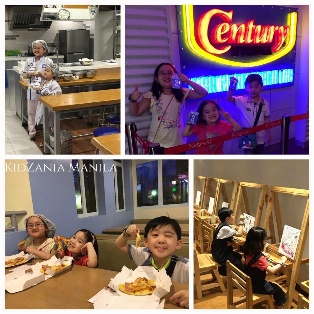 some activities @ kidzania manila
